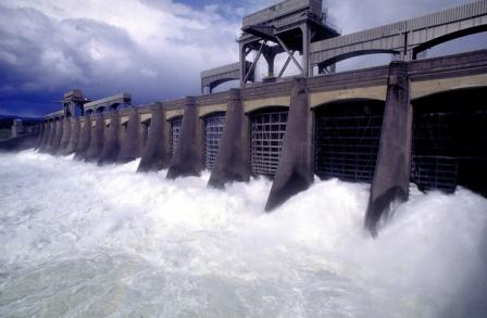 Bonneville Dam