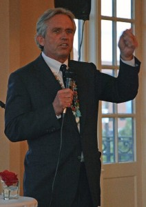 Robert F. Kennedy Jr. Columbia Riverkeeper Fundraiser May 2015